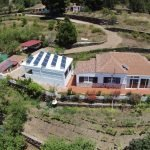 Großes  Anwesen in Puntagorda in traumhafter Lage.
