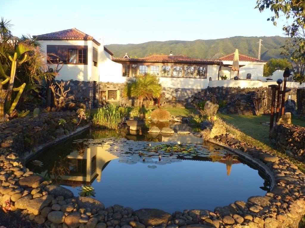 Breña Baja sehr gepflegtes kanarisches Landhaus mit Gästewohnung u.v.m.